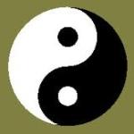 Ideogama yang-ying, do Taoismo