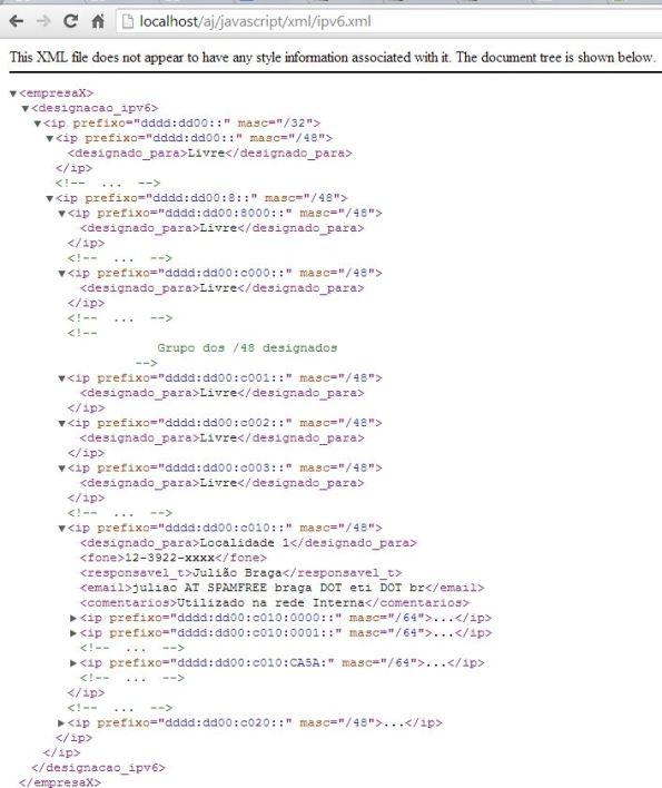 XMLnoChrome
